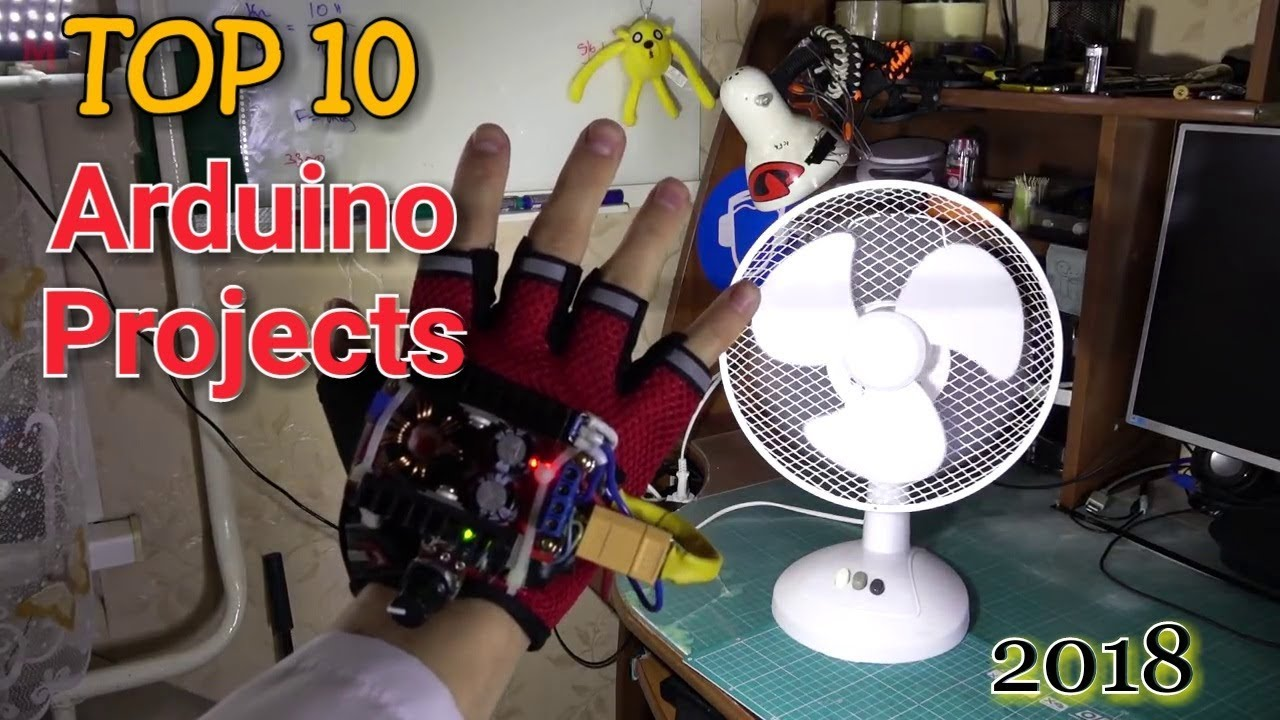 Top 10 Arduino Projects You Must Know About In 2018 | Best ever