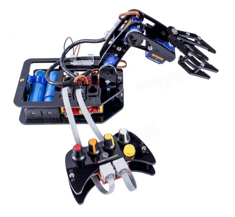 TOP 10 Robotic Arms you must see before buying one in 2018